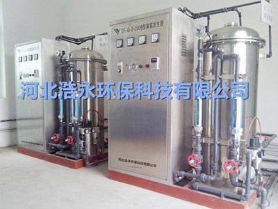 中型臭氧发生器生产