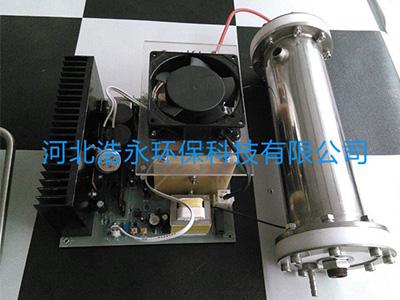 搪瓷管臭氧发生单元生产