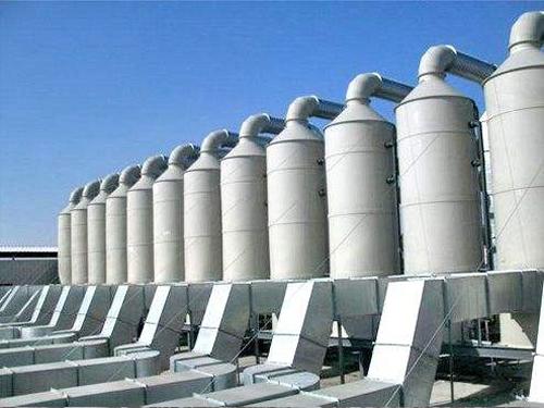 废气处理企业