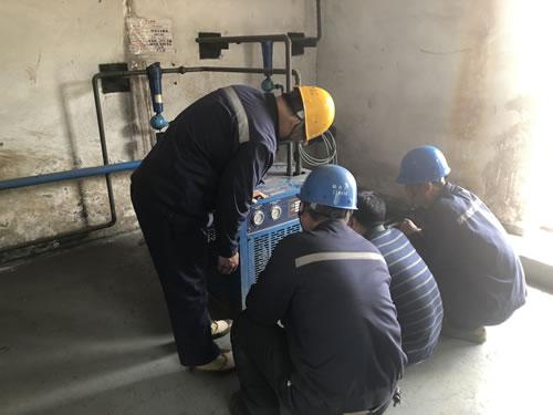 臭氧发生器保养与维修