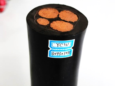 YCW防水橡套电缆