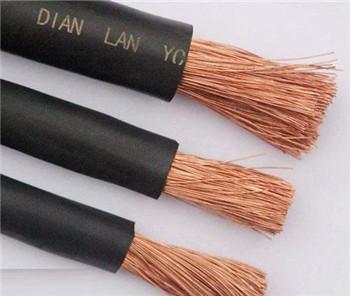 YZ中型橡套电缆生产厂家