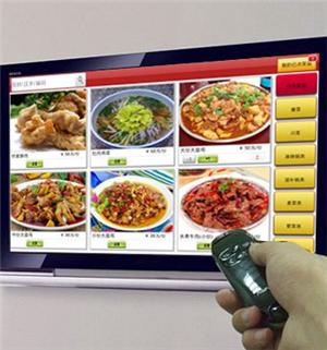 成都电视自助点餐系统