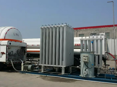 LNG气化调压撬设备