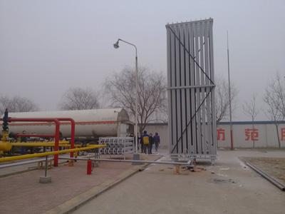 LNG气化调压站