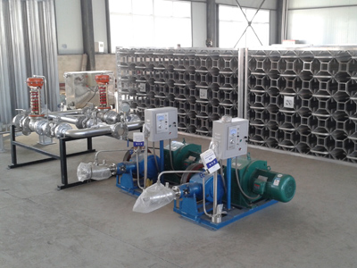 低温液体充装泵