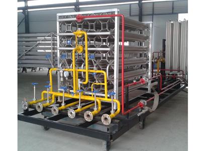 小型LNG气化减压撬
