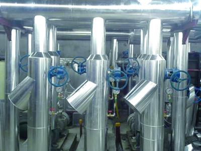 低温液体保温管