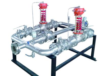 工业气体调压装置