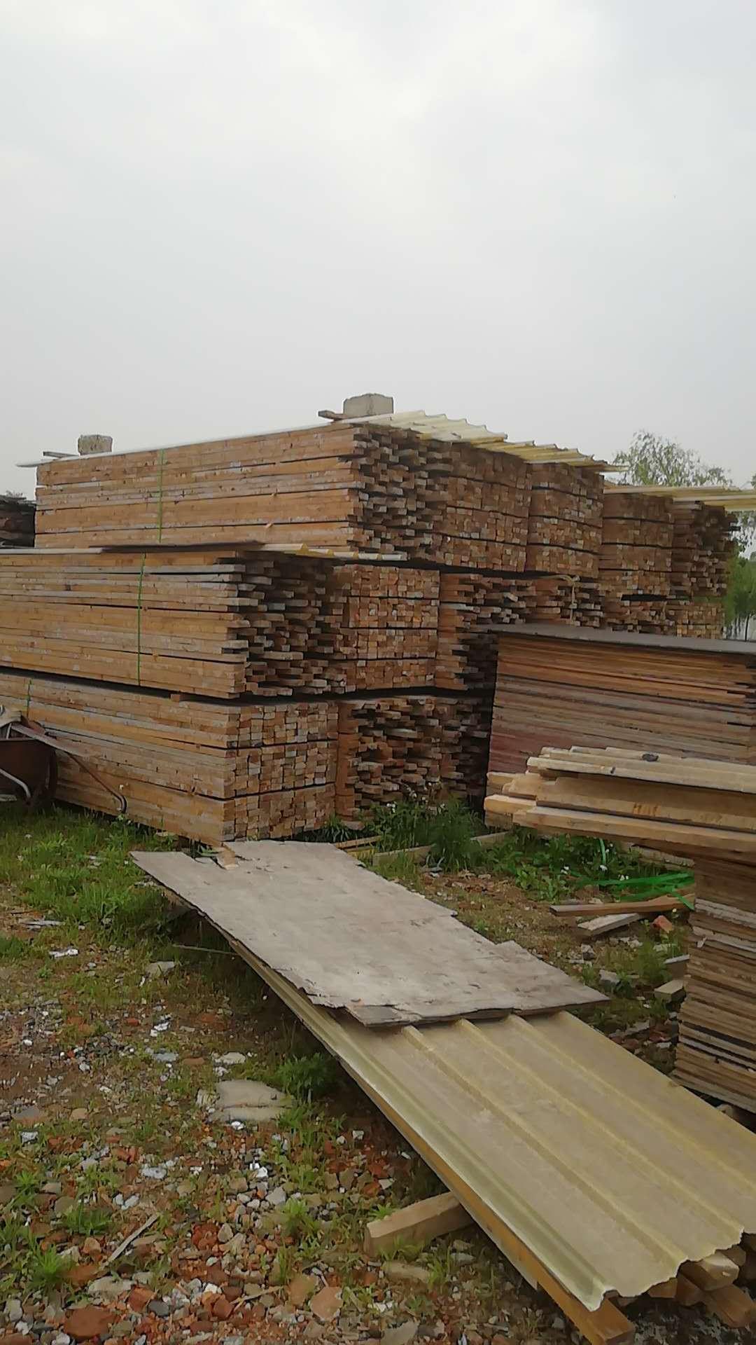 二手方木回收