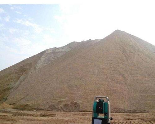 土石方测量计算