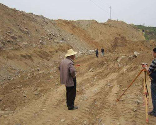 土石方测量计算公司