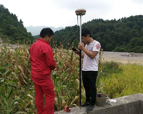 贵州地形测量