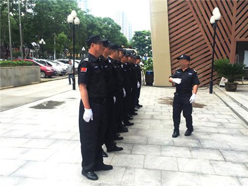 上海杨浦保安公司