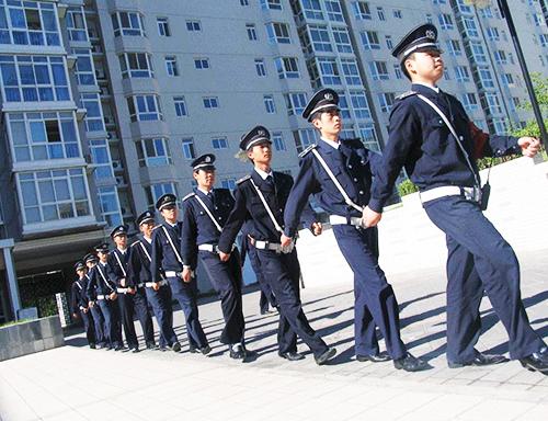 上海奉贤保安公司