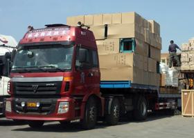 荆州至广州货物运输