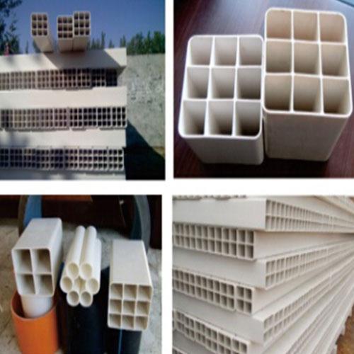 PVC栅格管厂家