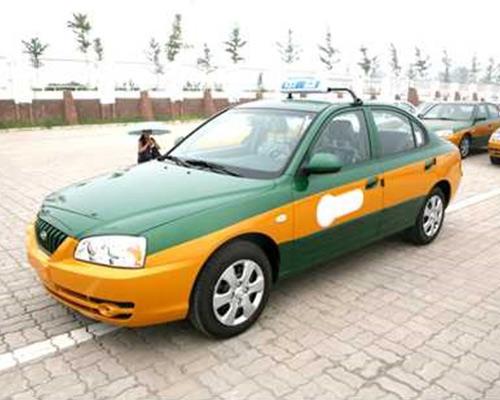 出租车公司