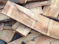 榉木下脚料钢边箱