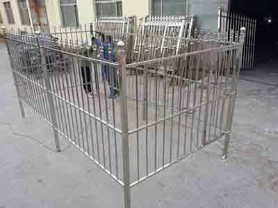 石家庄不锈钢护栏厂家