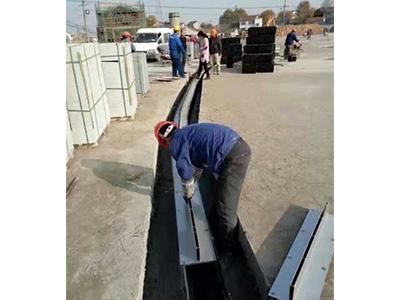 线性排水沟安装