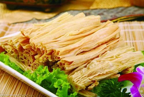 �L有福高蛋白腐竹