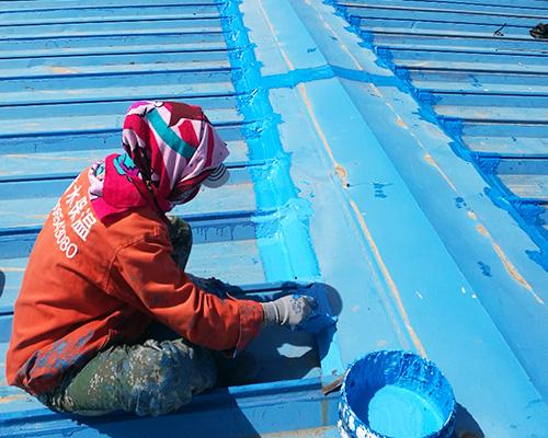 金属屋面专业防水