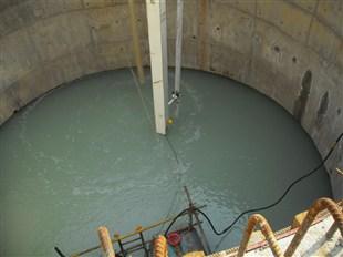 矿井堵漏工程