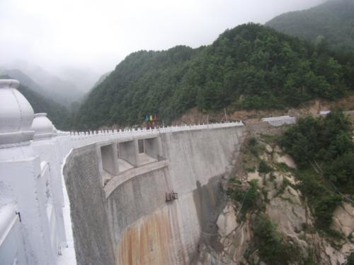 大坝水下堵漏