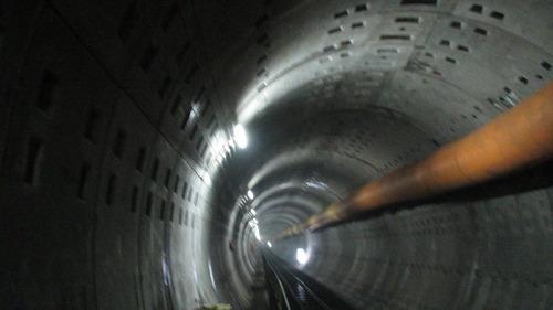 铁路隧道防水堵漏
