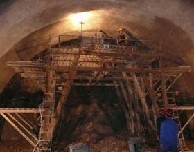 电缆隧道堵漏工程