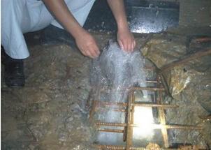 坑口防水堵漏