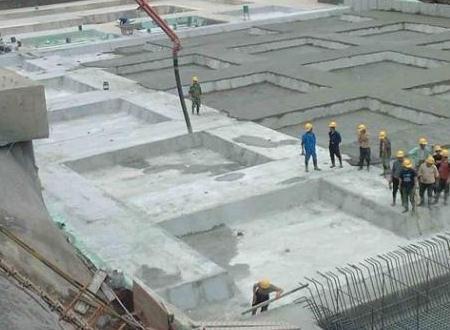 污水池防渗堵漏