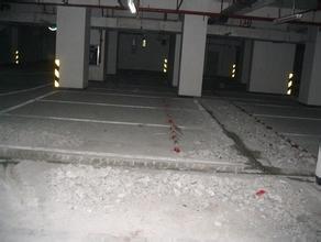 地下车库渗水堵漏