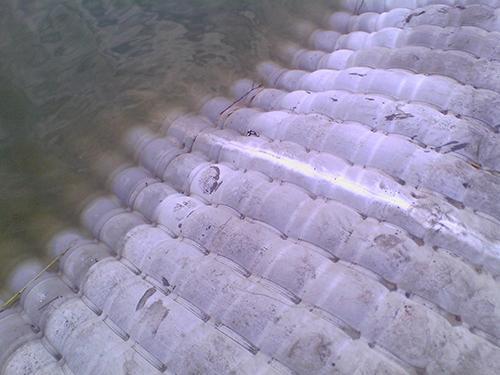 水下模袋混凝土