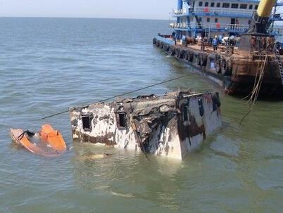 水下救援打捞