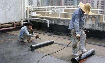 专业防水堵漏补漏