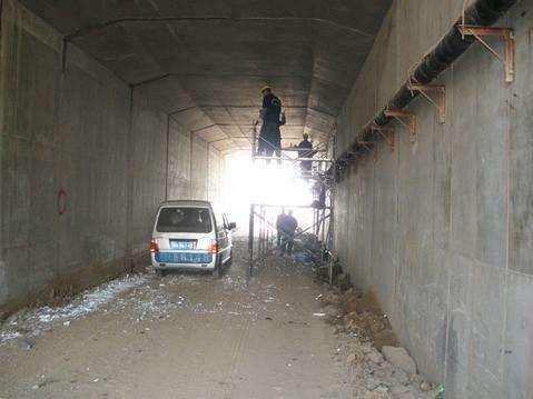 隧道堵漏专业公司