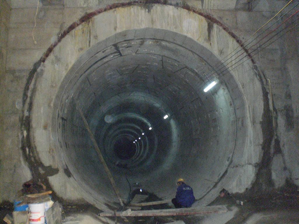电缆沟隧道堵漏工程
