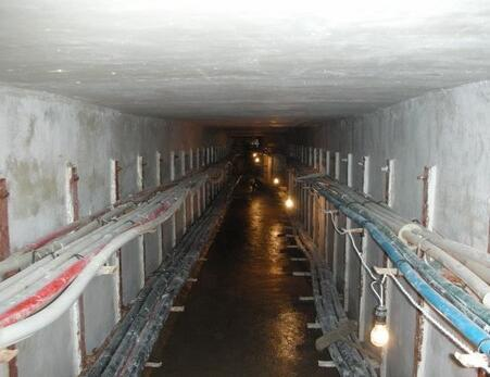 电缆隧道堵漏施工方案