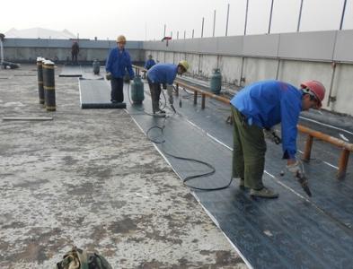 屋面专业防水堵漏