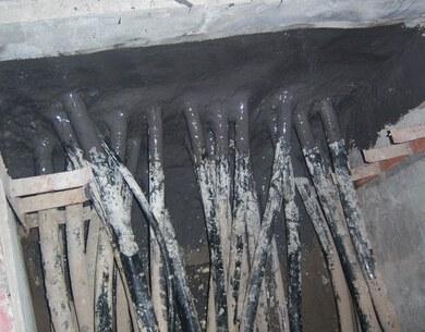 电缆隧道堵漏补漏
