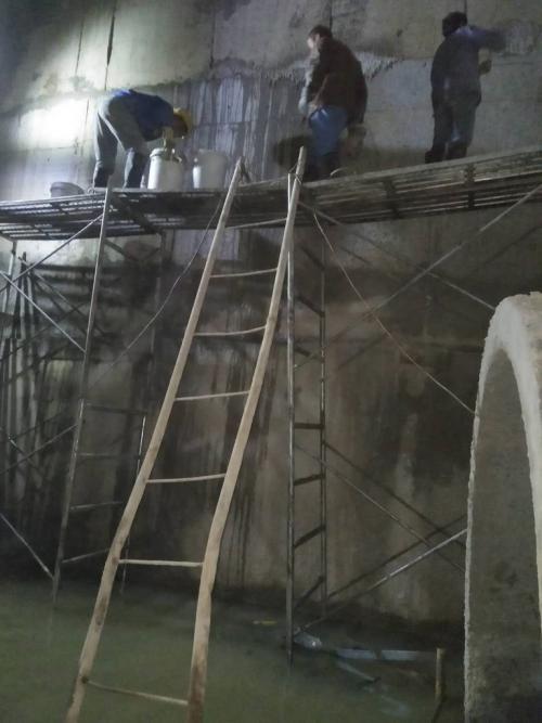 电缆隧道堵漏单位