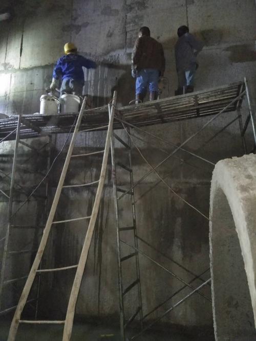 电缆隧道堵漏方案