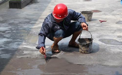 专业防水堵漏工程