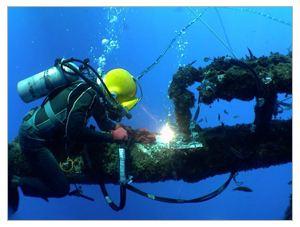 水下工程爆破