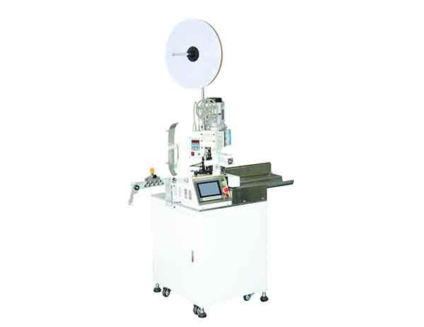 全自动单头打端扭线机 ACM-301N