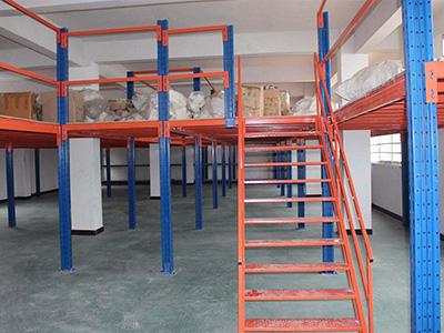 阁楼式货架生产厂家