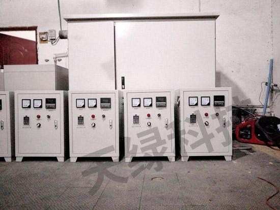 河南电磁加热柜机