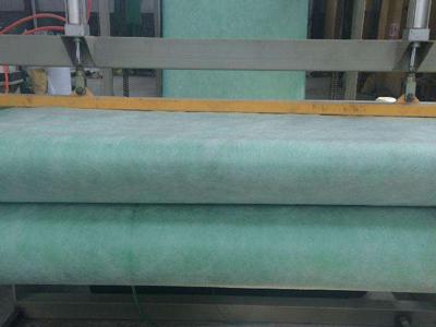 聚乙烯涤纶布防水卷材